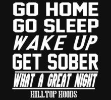 What A Great Night  Lyrics by Bragginwrites