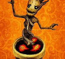 Groot by AnnaShell