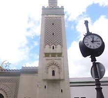 """Mosque of Paris """"The Minaret"""" by HiStyle"""