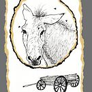 """""""I'd rather draw wagons than flies"""" by James Lewis Hamilton"""