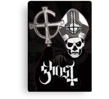 Ghost B.C. - Papa Emeritus II Canvas Print