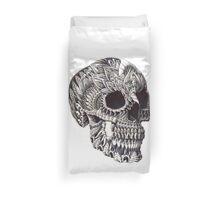 Ornate Skull Duvet Cover
