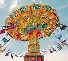 Fairground attraction by Zoe Power