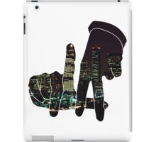 La City Skyline iPad Case/Skin