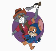 Team Fortress 2 - Tom & Jerry by tymersdesigns