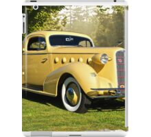 1934 LaSalle Rumble Seat Coupe iPad Case/Skin