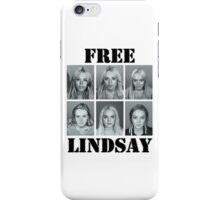 FREE LINDSAY  iPhone Case/Skin