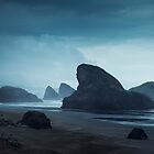 Cerulean Dreamscape by Brandt Campbell
