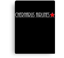 Chernarus Airlines Dayz Tee Canvas Print