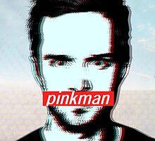 pinkman by Billy Milton