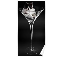 Puss In Booze Poster