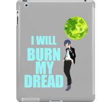 I Will Burn My Dread iPad Case/Skin