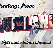 Greetings From Quinland by Faith Palmer