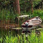 Fishing Boat by mcstory