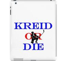 Kreid or Die iPad Case/Skin