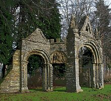 Shobdon Arches by RedHillDigital