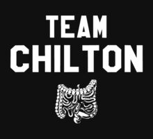 Team Chilton (white) by Laura Spencer