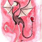 The Masked Flamactyl by Aimée Becker