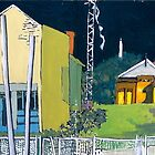 The Seafarers' Centre: Freo After Dark by Evelyn Bach