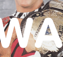 Shawn Michaels Swag Sticker