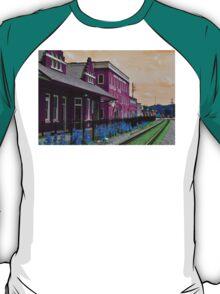 Walking through my technicolor daydream T-Shirt