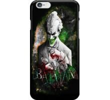 Batman Arkham City Joker iPhone Case/Skin