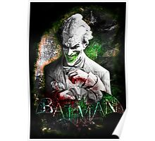 Batman Arkham City Joker Poster