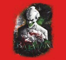 Batman Arkham City Joker Kids Clothes