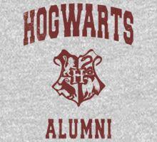 Hogwarts Alumni by designsbybri