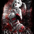 Batman Arkham City Harleyquinn by sazzed