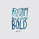 Robert Frost: Freedom by Leah Flores