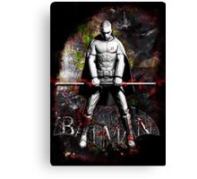 Batman Arkham City Robin Canvas Print