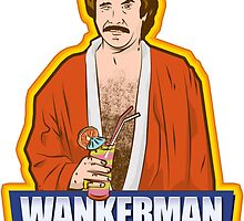 Wankerman by papabuju