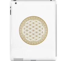 Flower of Life iPad Case/Skin