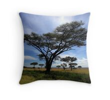 Under African Skies I Throw Pillow