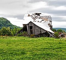 This Old Barn by Ed Warick