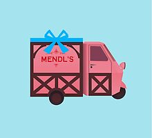 Herr Mendl's by Anniebradsw