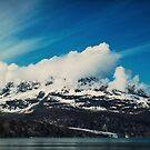 Alaska Mountain by Leah Flores