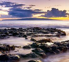 Wailea Sunset by Radek Hofman