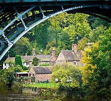 Ironbridge by Sue Martin