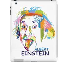 """WPAP - """"Albert Einstein 2"""" iPad Case/Skin"""