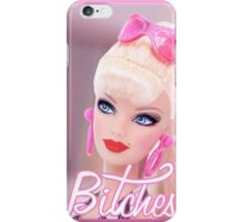 Badass Barbie - Bitches iPhone Case/Skin