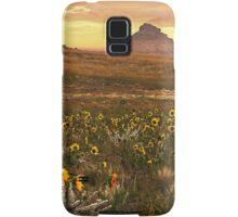 Black Eyed Susans Pawnee Buttes Samsung Galaxy Case/Skin