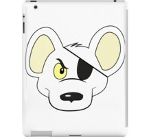 Danger Mouse - He's the greatest! iPad Case/Skin