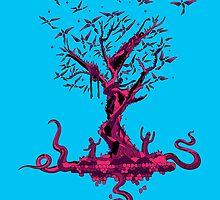 Shalmali bonsai by Andrei Verner