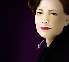 Irene Adler by theridingcrop
