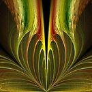 Flames by Sandy Keeton
