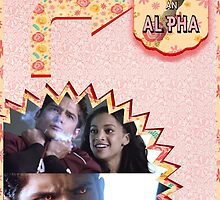 My Teenwolfed Valentine [With You I've Got And Alpha] by thescudders