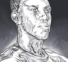 Danny Welbeck by ArsenalArtz