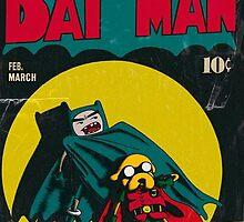 Bat - Man  by xtotemx